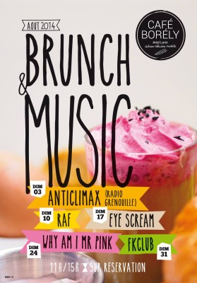 Mix & Brunch Café Borely