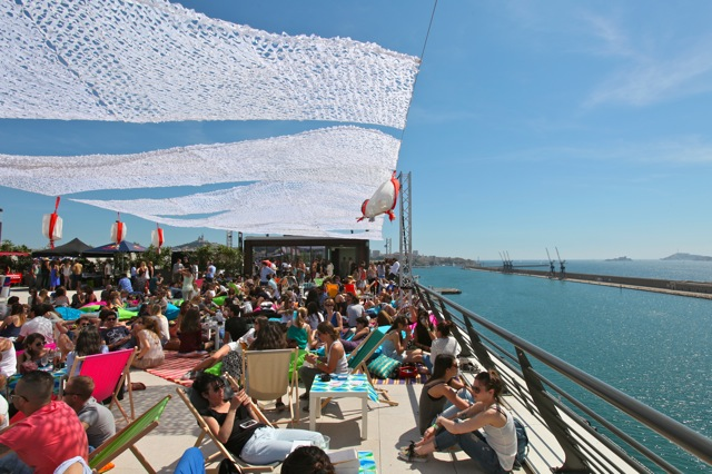 Trendy Delicous Party Terrasses Du Port