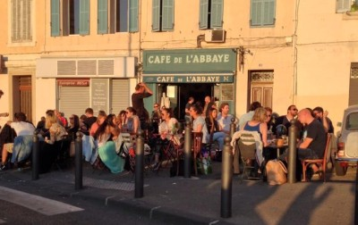 Café de l'abbaye marseille city guide