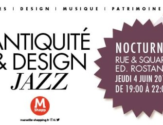 Nocturne Antiquité, Design & Jazz