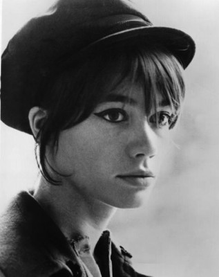 Casquette Francoise Hardy