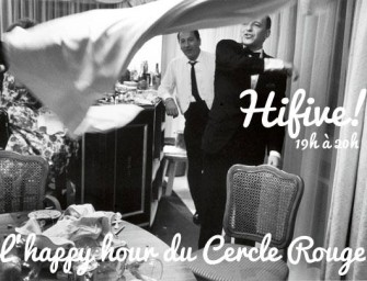 Happy Hour au Cercle Rouge