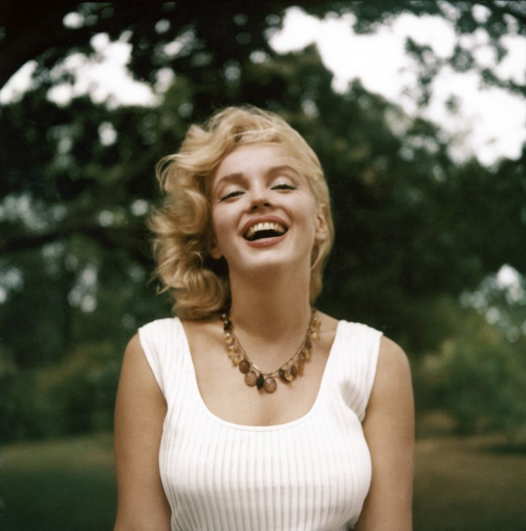 Marilyn Monroe Caumont Exposition
