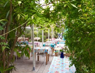 5 Restaurants avec patio ou jardin à Marseille
