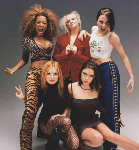 Spice girls 90